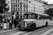 Nostaljik Posta Otobüsü