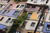 Hundertwasser Evi (Hundertwasser Haus)