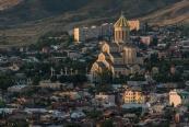 Sameba Katedrali, Tiflis - 1