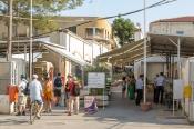 Kuzey&Güney Kıbrıs Lokmacı Sınır Kapısı (Border)
