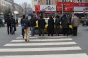 Tebriz'de sokaklar
