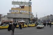 Tebriz'de bir cadde