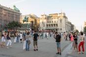 Cumhuriyet Meydanı / Belgrad-Sırbistan (Republic Square / Belgrade-Serbia)