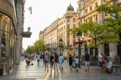 Knez Mihailova Caddesi / Belgrad-Sırbistan (Knez Mihailova Street / Belgrade-Serbia)