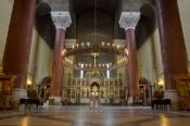 St. Mark Kilisesi İç Görünüş / Belgrad-Sırbistan (St. Mark interior view / Belgrade-Serbia)