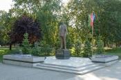 Haydar Aliyev Heykeli, Taş-Meydan / Belgrad-Sırbistan (Haydar Aliyev statue,Tas Mejdan / Belgrade-Serbia)