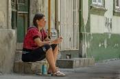 Sırbistan-İnsan (Serbia-People) | www.sirtcantaligezgin.com | © Muratcan Gümüş