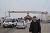 Gürbulak (Türkiye-İran) Sınır Kapısı