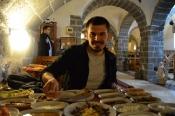 Hasanpaşa Hanında krallar gibi kahvaltı yapmak / Diyarbarkir