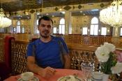Şah Abbas otelde kahvaltı / İsfahan / İran