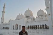 Şeyh Zayed Bin Nahyan Camii / Abu Dhabi / B.A.E.