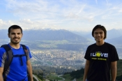 Filipinli - Avusturya Alpleri (Filipino - Austrian Alps)